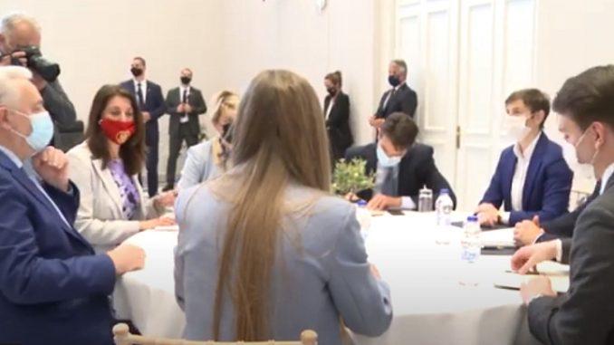 Krivokapić i Brnabić u Atini: Crna Gora i Srbija moraju snažnije sarađivati 5