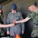 Načelnik Generalštaba za Vaskrs obišao dežurne jedinice PVO 3
