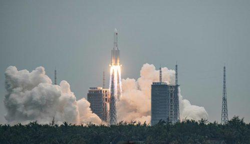 Pad kineske rakete na Zemlju očekuje se tokom noći ili ranog jutra 3