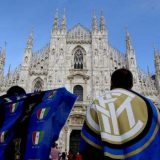 Fudbaleri Intera novi šampioni Italije posle remija Atalante 2