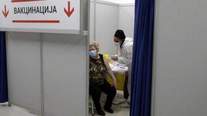 U Ušću do sada vakcinisano tri hiljade ljudi 3