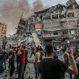 Raketiranje iz Gaze nastavljeno u zoru, Izrael proširio odmazdu 8