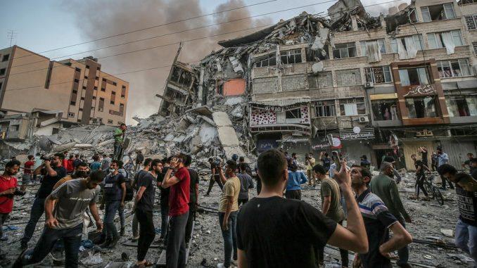 Izraelski kabinet odobrio eskalaciju napada na Gazu, nasilje i među Jevrejima i Arapima 4