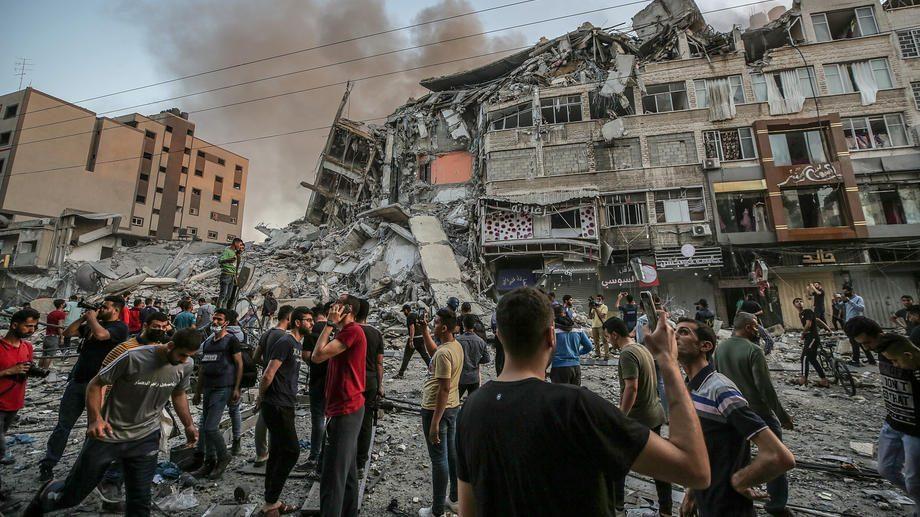 Raketiranje iz Gaze nastavljeno u zoru, Izrael proširio odmazdu 1