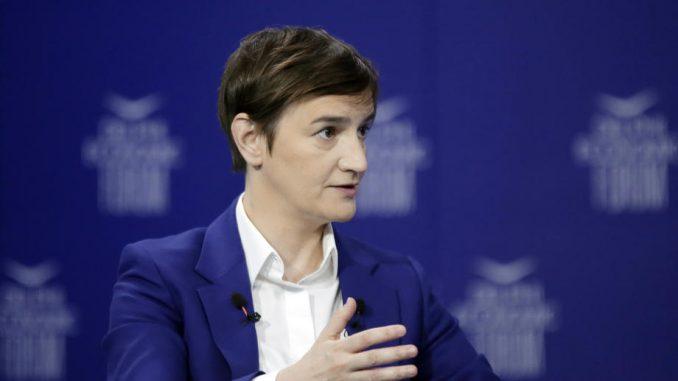 """Brnabić: Očekujem """"bolji izveštaj"""" evropskih institucija o napretku Srbije 4"""