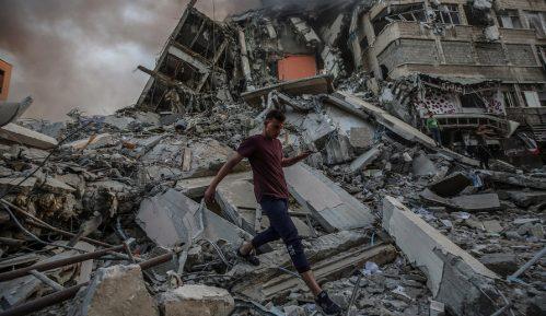 Zvaničnik Hamasa tvrdi da je Izrael zahtevao jednostrani prekid vatre 21
