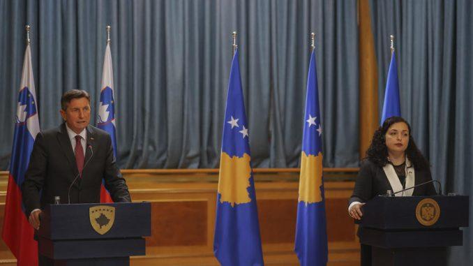 Pahor: Integracija u EU rešenje da se izbegnu razgovori o promeni granica 1