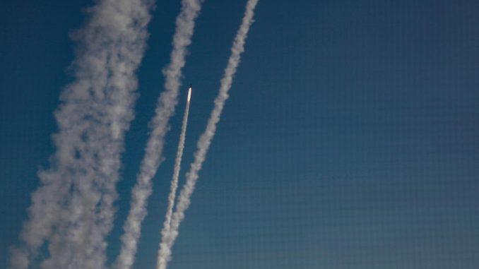 Tri rakete iz Sirije ispaljene prema Izraelu 4