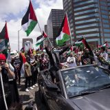 Hiljade demonstranata na ulicama većih gradova SAD tražilo prekid vazdušnih napada na Gazu 2