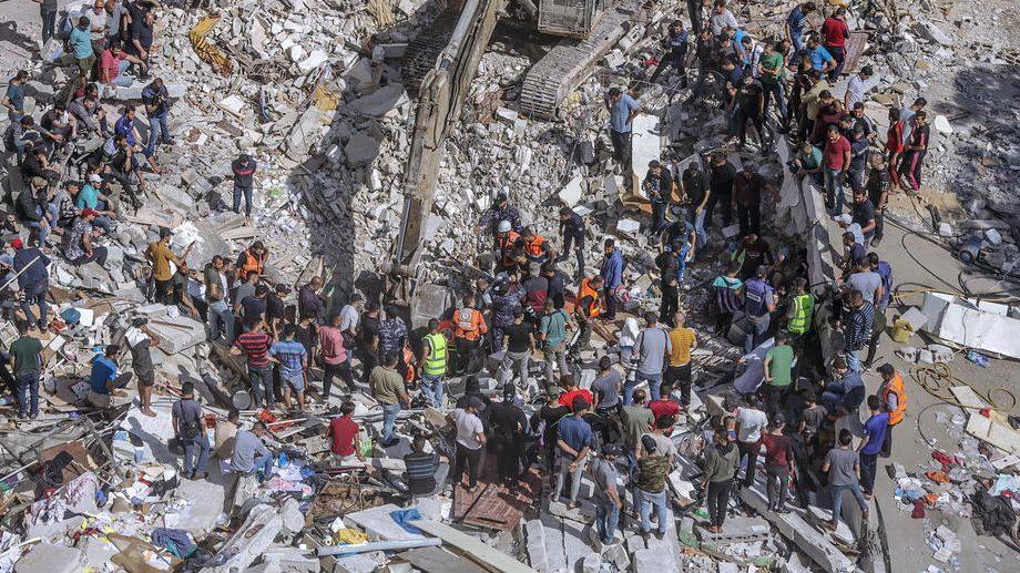UN: 38.000 Palestinaca raseljeno zbog izraelskih napada na Gazu 1