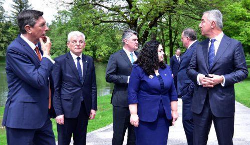 Đukanović: Nije prihvaćen zaključak o oštrom protivljenju promena granica 12