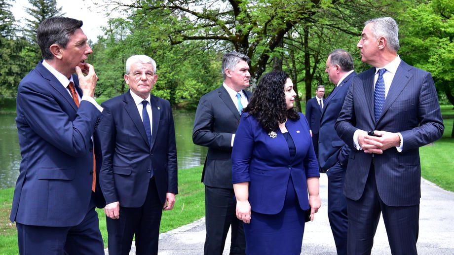 Đukanović: Nije prihvaćen zaključak o oštrom protivljenju promena granica 1