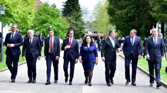 Vjosa Osmani: Crna Gora uzor Kosovu 4