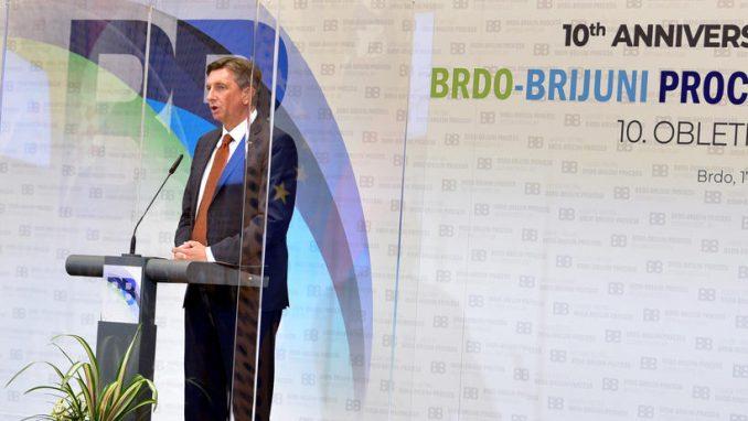Pahor: Bez spominjanja nepromenljivosti granica zbog insistiranja Vučića 5