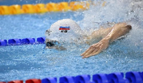 Srpska štafeta sedma u trci na 100 metara slobodnim stilom na EP, zlato za Ruse 28