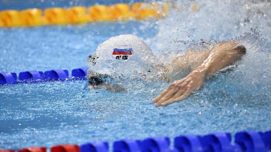Srpska štafeta sedma u trci na 100 metara slobodnim stilom na EP, zlato za Ruse 1