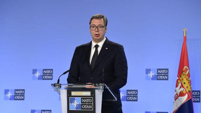 """Vučić: Nastavak dijaloga """"važno i teško pitanje"""", zabrinut sam posle agende prištinskih vlasti 4"""