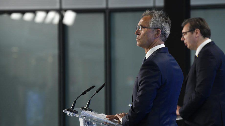 Stoltenberg: Nema promene mandata, Kfor ostaje na Kosovu 1