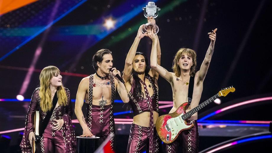 Italija pobedila na Evroviziji, Srbija na 15. mestu (FOTO, VIDEO) 1