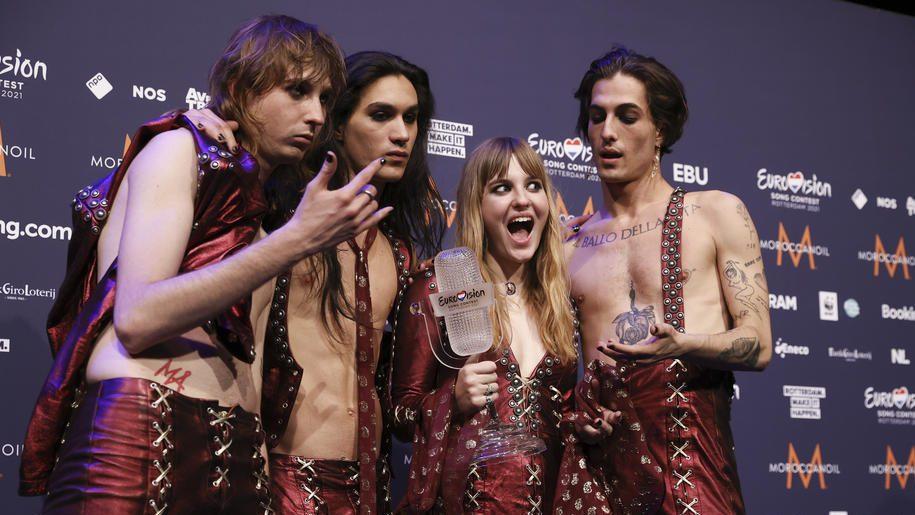 Test pokazao da pevač italijanske grupe nije bio drogiran na takmičenju za Pesmu Evrovizije 1