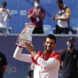 Đoković osvojio Beograd open i poručio da ide na Rolan Garos po titulu 10