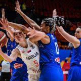 Prva pobeda naših košarkašica na šampionatu Evrope 12