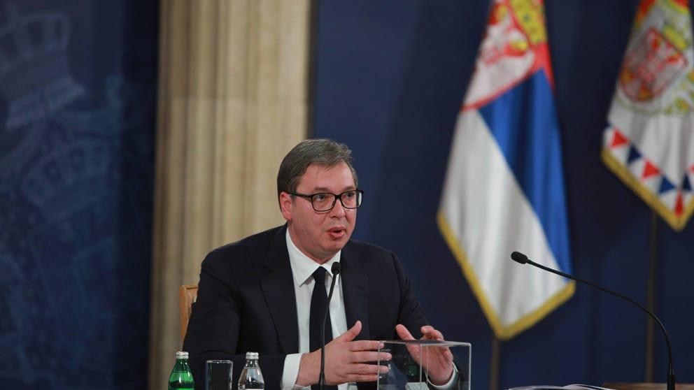 Još jedna Vučićeva predstava za glasače 1