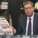 """Opasna izjava Vučića da je Danas """"fašistička propaganda"""" 11"""