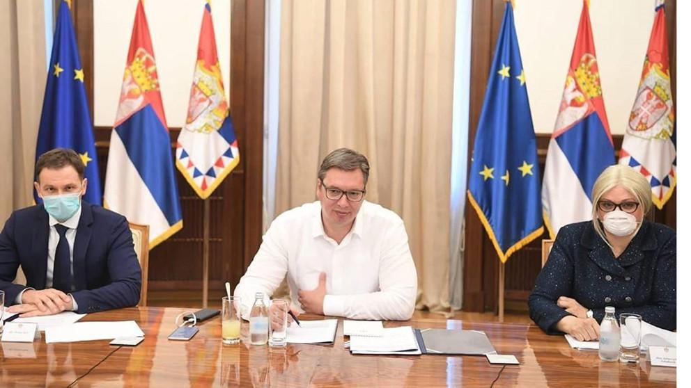 Vučić po drugi put narušio nezavisnost Narodne banke Srbije 1