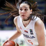 Srpske košarkašice protiv Kine u četvrtfinalu OI 4