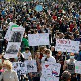 Na ekološkom protestu u subotu među govornicima Svetlana Bojković, Petar Božović, Ljubomir Bandović… 2