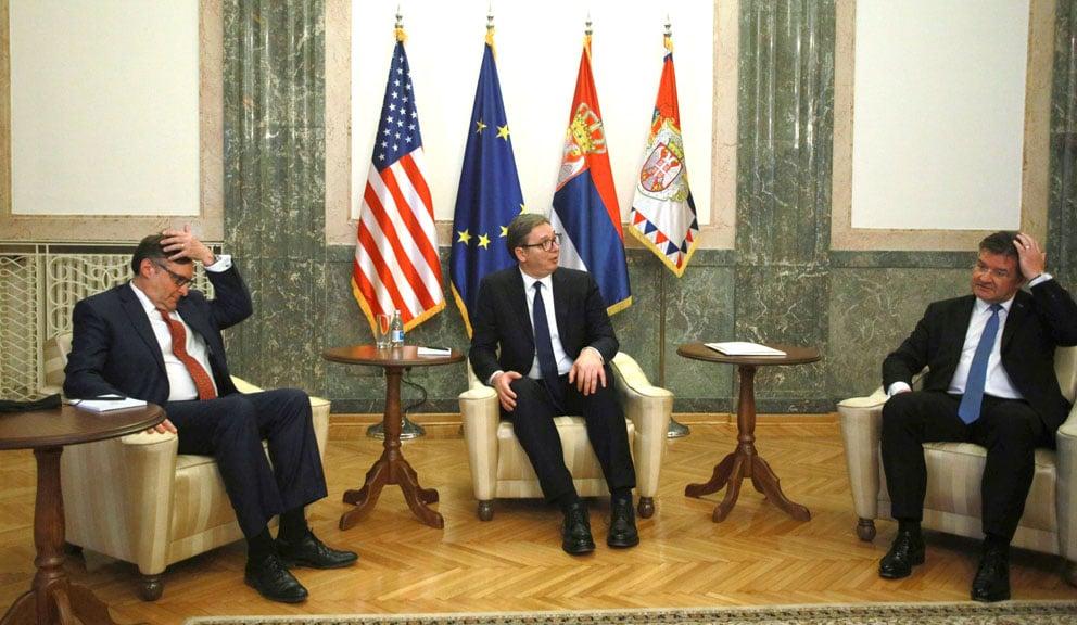 Vučić nikada neće priznati da je priznao Kosovo 1