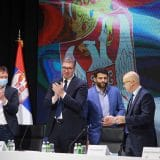 Vučić bi četvrti put mogao da bude izabran za predsednika SNS 13