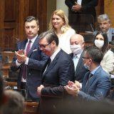 Poslanici aplaudirali Vučiću 23 puta 10
