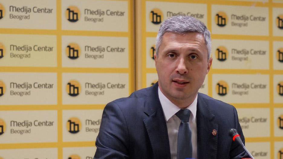 Boško Obradović: Ništa se nije promenilo u opozicionom delovanju Dveri 1