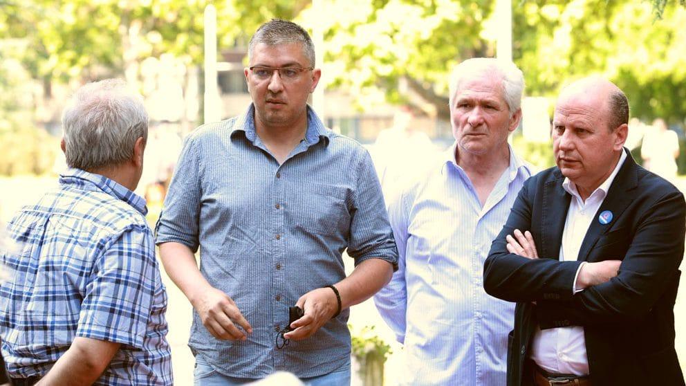 Dumanović saslušan u tužilaštvu zbog izjave da SNS i BIA dele novac od droge 1