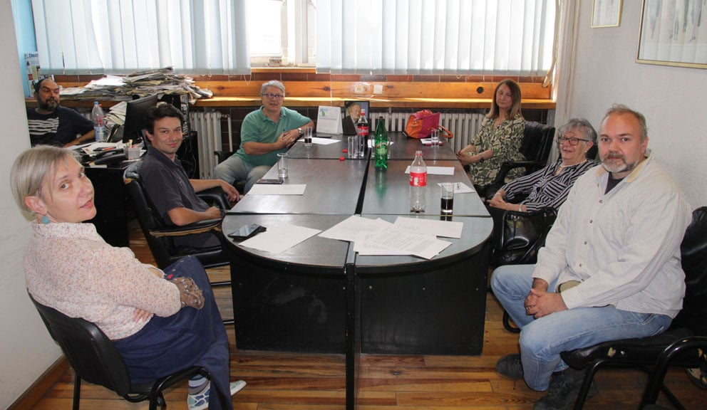 "Obućini nagrada ""Stanislav Marinković"", Mariji Stojanović ""Nikola Burzan"" 2"