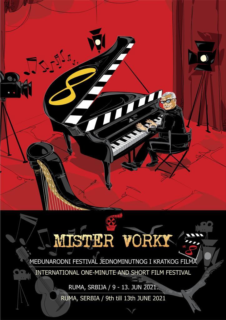 Nagrade 8. Festivala Mister Vorky 16