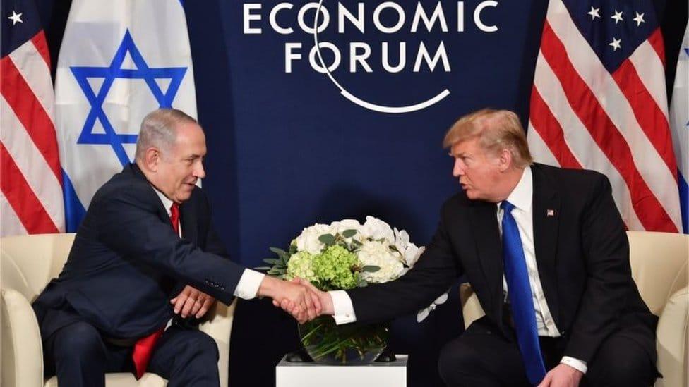 Netanjahu je doživeo obnovljenu političku podršku SAD-a pod Donaldom Trampom