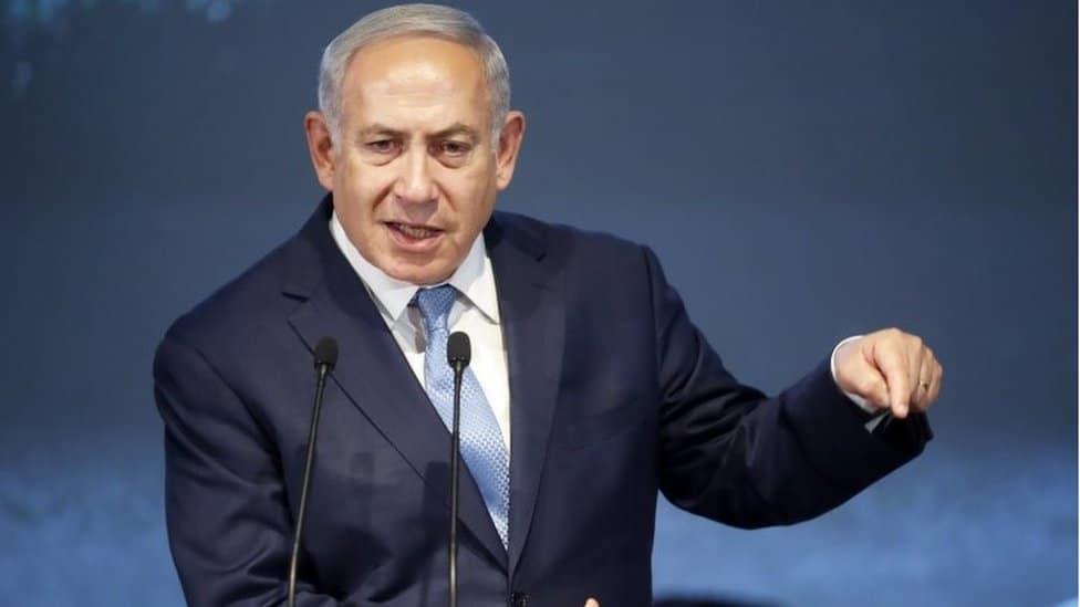 Benjamin Netanjahu (29/01/18)