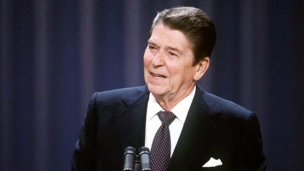 Ronald Regan bio je predsednik SAD od 1981. do 1989. godine