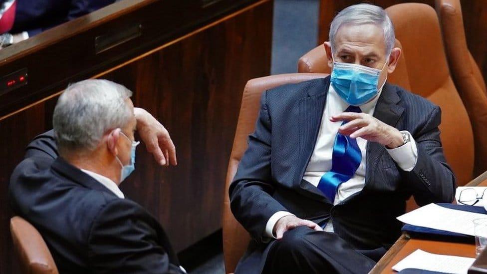 Beni Ganc i Benjamin Netanjahu su pristali na koaliciju da bi se izborili sa krizom izazvanom korona virusom