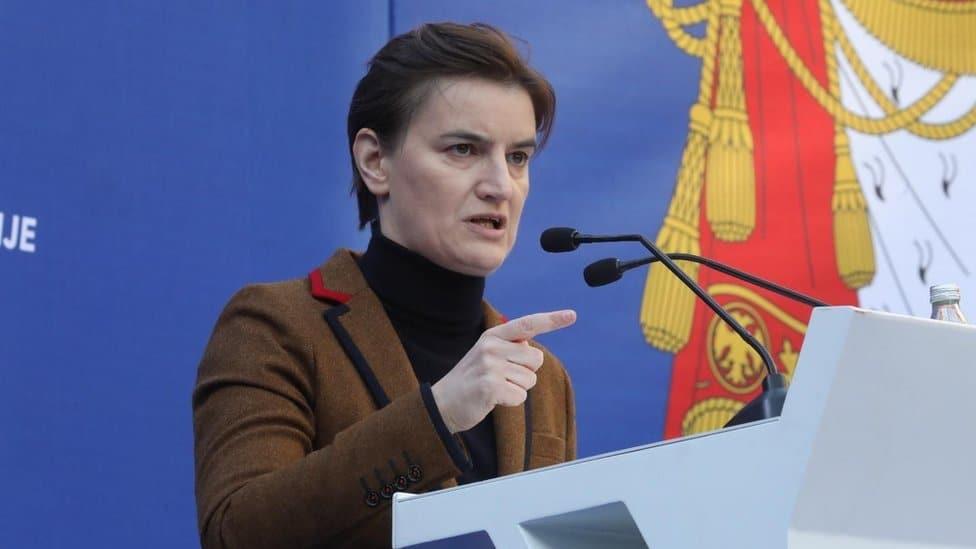 Brnabić u Antaliji: Priština se pozvala na Briselski sporazum 1