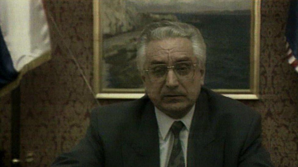 Zagreb, 1991. godine