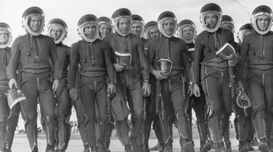 Sovjetski Savez je u svemirski program uložio ogromna sredstva, ali program zvanično nije postojao