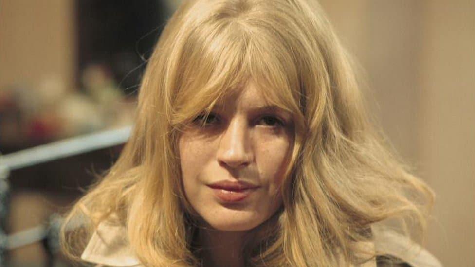 Merijen Fejtful sedamdesetih