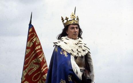 Peter Cook as Richard III