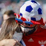 Korona virus, Rusija, EURO 2020 u fudbalu: Zabrinjavajući skok broja slučajeva Kovida ohladio rusku fudbalsku groznicu 12