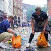 EURO 2020 i fudbal: Škotski navijači očistili centar Londona posle remija sa Engleskom i žurke 16