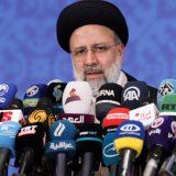 Iranski nuklearni sporazum: Izabrani predsednik Raisi upozorava da će pregovori biti teški 12